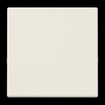 JUNG LS990 bedieningselement/centraalplaat kunststof, alpinwit