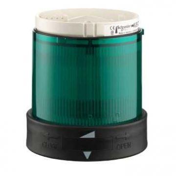 Schneider Electric Harmony XVB signaallamp frontelementent, diam=70mm, groen