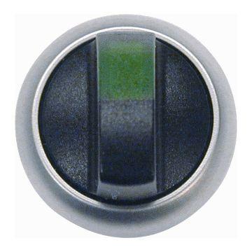 Eaton keuzeschakelaar frontelement RMQ-Titan, 3 standen, uitvoering bedieningselement draaigreep