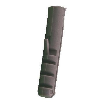 Mepac plug, kunststof, le 30mm, boorgatdiameter 6mm, voor schr diam 4mm