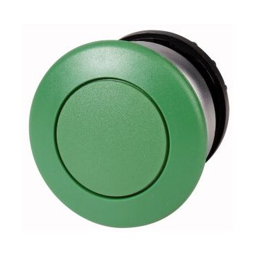 Eaton paddestoeldrukknop frontelement RMQ-Titan, knop groen
