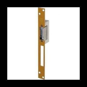 Assa Abloy electrisch deurslot, uitvoering standaard deuropener, vorm slotplaat vlak, 24V