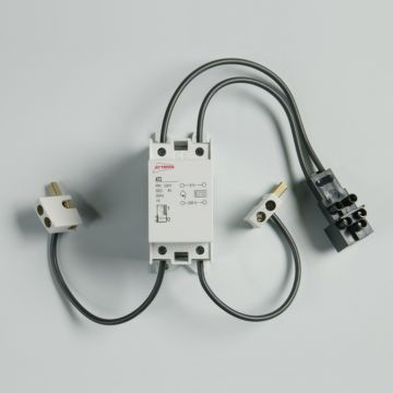 Attema beltransformator Click-mate, br 35mm, prim 230V, sec 1 8V