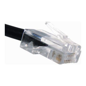 Radiall mod connector plug (steker) Plug, transparant, conn typ RJ45 8(8), 5E