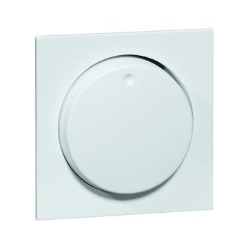 PEHA AURA bedieningselement/centraalplaat kunststof, aluminium