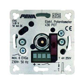 PEHA elektronische potentiometer