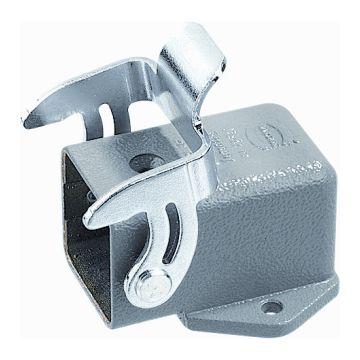 Harting behuizing industriële connector HAN A, 40.5x27x41mm, rechthoek