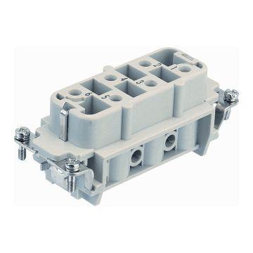 Harting contactblok industriële connector HAN Hsb