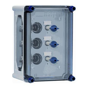 Eaton smeltveil kst hal GL., 270x180x171mm, zekering schroefzekering