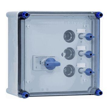 Eaton installatiekast hal GLS, 270x270x171mm, 3 fasen, bev smeltp