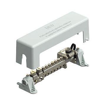 Obo potentiaalvereffeningsrail 1809, 68.5x63x217mm, bouwvorm niet mod
