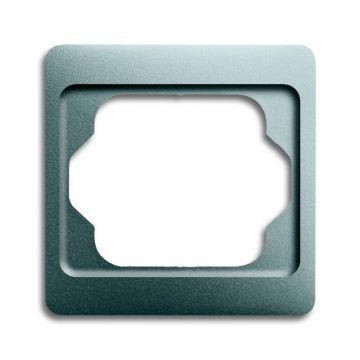 Busch-Jaeger Alpha Exclusive afdekraam horizontaal 1-voudig metaal, titanium