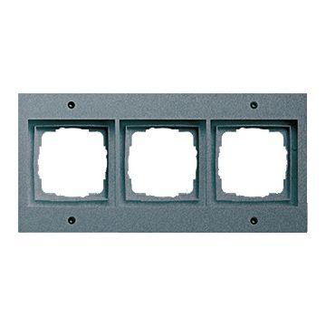 Gira TX44 1-voudig kunststof inbouw drukvlakschakelaar wissel schakelaar, wit (RAL9010) 012666