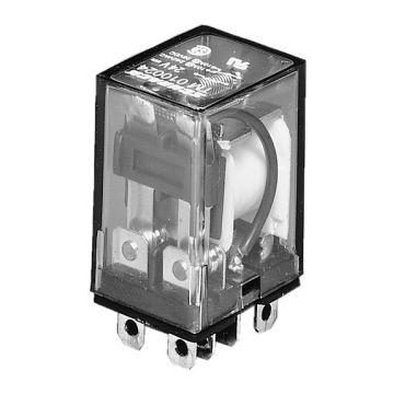 Omron hulprelais LY 2, 36x21.5x28mm, stuursp AC, nom. Us bij AC 50Hz 230V