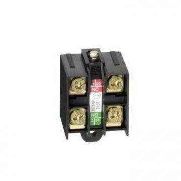 Schneider Electric Osiswitch XE2 contactelement, bodem, 1 maak, 1 verbreek