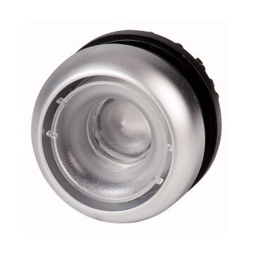 Eaton drukknop frontelement RMQ-Titan, knop z/toetsenplaat