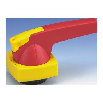Eaton bedieningsknop voor vermogensschakelaar hangsl vergr D, rood, afsluitbaar