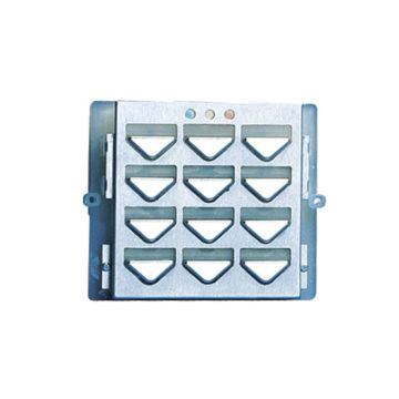 Comelit toegangscontrolesysteem Powercom, zwart, standalone, max. atl deuren 2