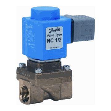 """Danfoss EV250B 2/2-weg magneetafsluiter, 1"""", NC,"""