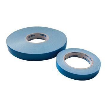 Canalit zelfklevende tape TK, PVC, wit, br 19mm, dubbelzijdig, UV-bestendig (rol 5meter)