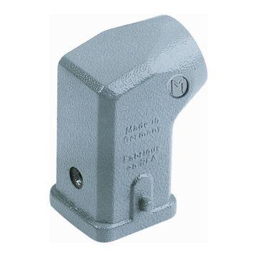 Harting behuizing industriële connector HAN A, 27x54.4x28mm, rechthoek