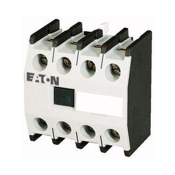 Eaton DILM hulpcontactblok opzetbaar, 2 maakcontacten, 2 verbreekcontacten