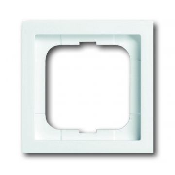 Busch-Jaeger Future Linear afdekraam 1-voudig, wit