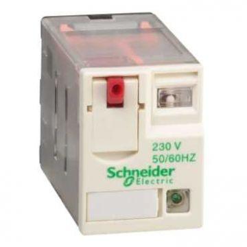 Schneider Electric Zelio Relay miniatuur relais, 27x21x40mm, 230V