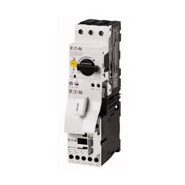 Eaton motorstarter comb MSC D, overbelastingsbeveilig 1-1.6A