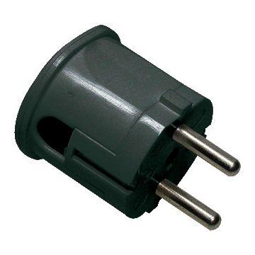 Kaiser Martin cont st 533, kunststof, zwart, besch cont ra/busaarde, PVC, (IP) IP20