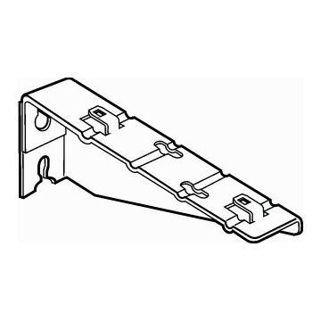 Stago Performa EV/SZ console, (lxbxh) 144x42x82mm, staal