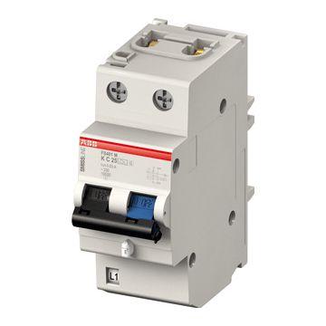 ABB aardlekautomaat 1 Smissline, kar B, nom. (meet) 230V