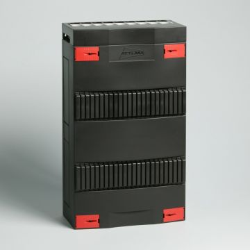 Attema installatiekast leeg Click-mate XL-plus XXL330, zwart
