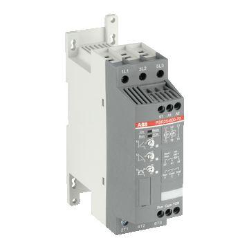 ABB soft starter PRS, nom. bedrijfsstroom Ie bij 40 °C Tu 25A