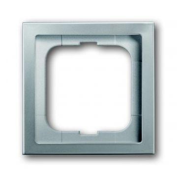 Busch-Jaeger Pure Stainless Steel afdekraam 1-voudig, edelstaal