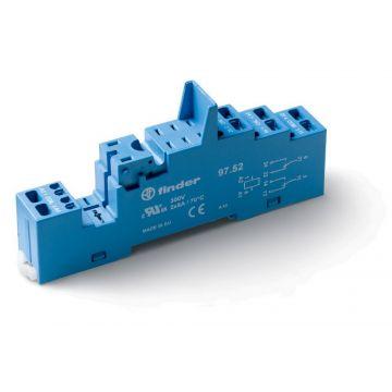 Finder relaisvoet 46, bl, (bxhxd) 15.8x62.73x95.6mm