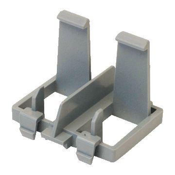 ABB outlet-component Hafobox DR kunststof, grijs, bas elm