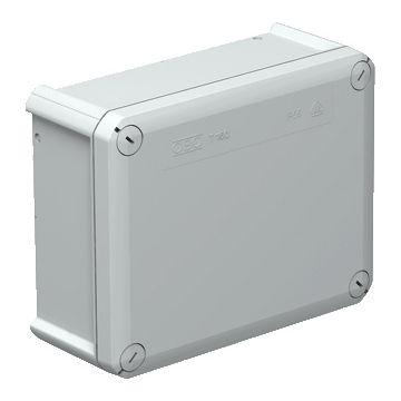 Obo doos voor montage op wand/plafond T-Box 160, max. 16mm², rechthoek
