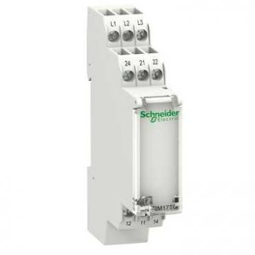 Schneider Electric Zelio Control fasebewakingsrelais, 17.5x90x72mm