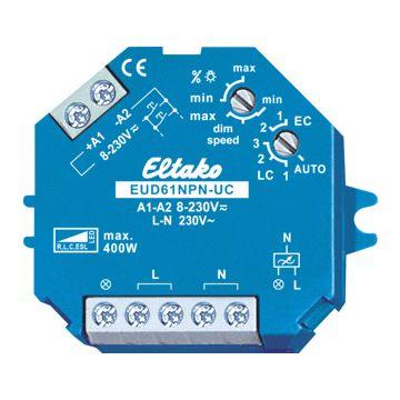 Eltako EUD61NPN-UC LED-dimmer max 100W