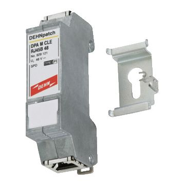 Dehn overspanningsbeveiliging data/m&r DPA, max. continuspanning AC 34V