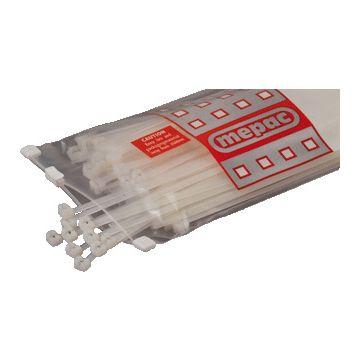 Mepac kabel bu bnd zonder vertanding BPA S, kunststof, transparant