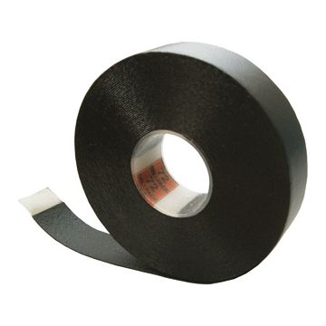 Cellpack zelfklevende tape, rubber, zwart, (lxb) 10mx38mm, UV-bestendig, isol