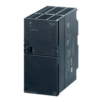 Siemens plc voeding S7 300, 125x80x120mm, prim (bereik) 120-230V, AC