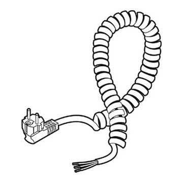 HK Electric aansluitleiding aansluiting kabel Diversen, le 0.7m