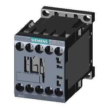 Siemens hulprelais Click and GO 3RH2, 55x45x75mm, stuursp DC