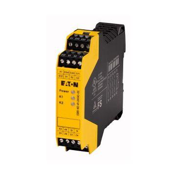 Eaton rel voor veiligheidsstroomcircuits ESR, uitvoering basisapparaat