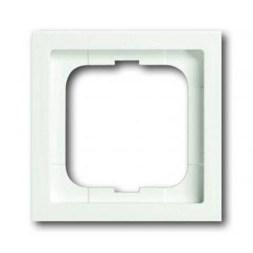 Busch-Jaeger Future Linear afdekraam 1-voudig, studiowit mat