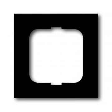 Busch-Jaeger Future Linear afdekraam 1-voudig, matzwart