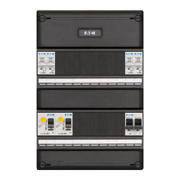 Eaton installatiekast 55, 330x220x79mm, 1 fasen